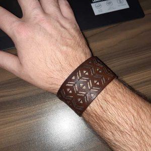 Lasercut Bracelets