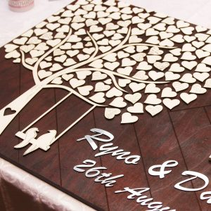 Guest Book & Boards
